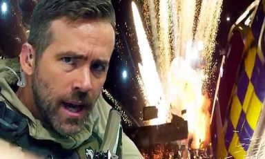 Ryan Reynolds 'thought he was gonna die' while shooting 6 Underground