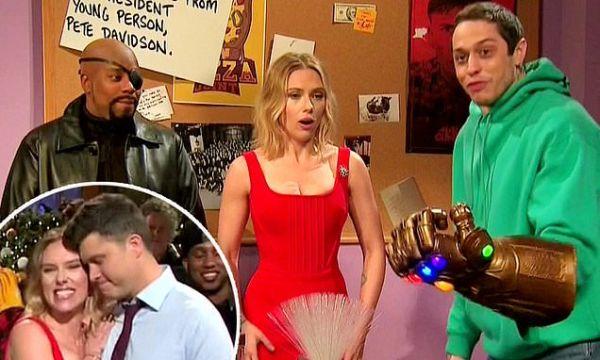 SNL: Scarlett Johansson returns to where she