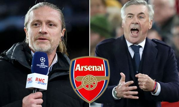 Petit insists Arsenal must appoint Ancelotti as their new manager