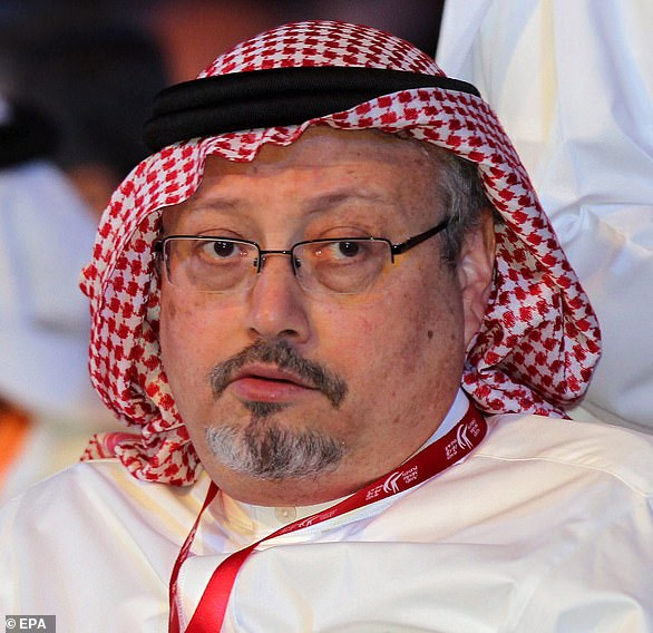 Donald Trump's administration praised Saudi Arabia after officials sentenced five people to death in the murder of journalist Jamal Khashoggi
