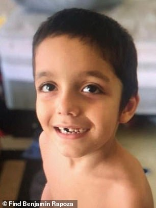 Police in Hawaii have suspended their search forBenjamin Rapoza, an autistic six-year-old boy who has been missing since Friday