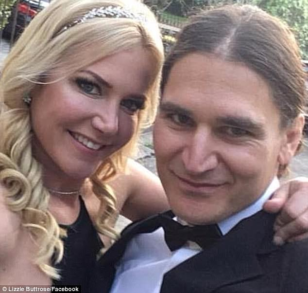 Lizzie Buttrose finally broke up with her cage-fighter fiance Zoran Stopar, who was astonishingly the seventh man she has been engaged to