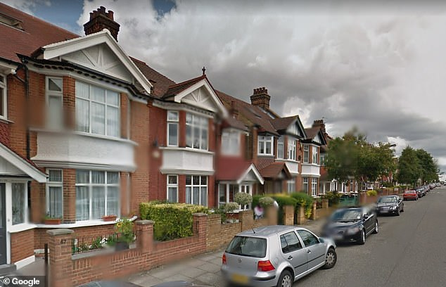 Mrs Conlon was allegedly attacked on this road in Streatham Hill in December of last year