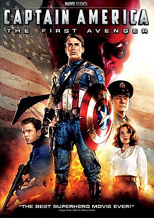 Hollywood: In addition to her role in Captain America, Fitzgerald also worked as an assistant to the film's director Joe Johnson. The film grossed $175.6million