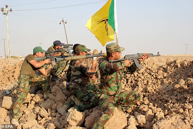 Soleimani was closely associated with Hezbollah, Iran's proxy force in Lebanon which has carried out terror attacks across the Middle East