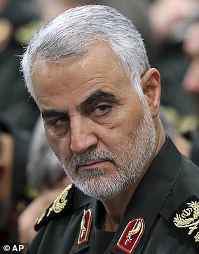 Revolutionary Guard Gen. Qassem Soleimani