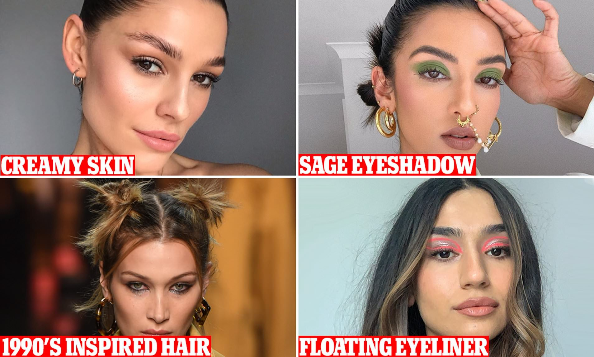 Mecca Hottest Beauty Trends Of 2020 Revealed Including Floating