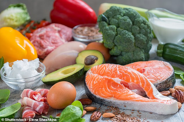 The ketogenic diet, which is a low-carb, high-fat way of eating, has been lauded by A-list celebrities.The diet focuses on depriving the body of carbohydrates in a bid to lose weight