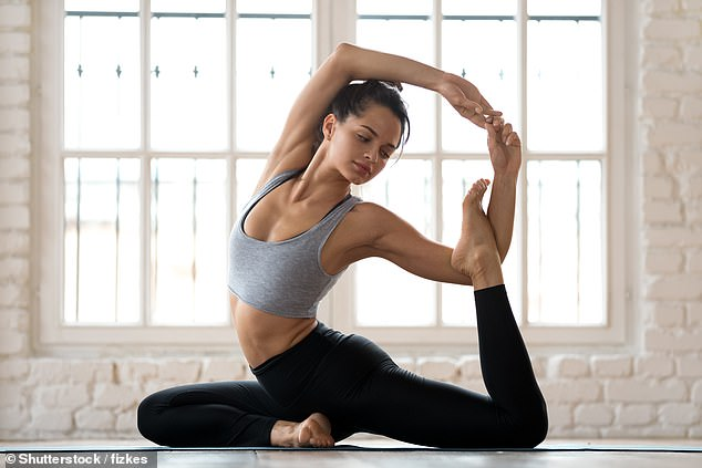 Cortisol-conscious workouts focuses on exercising efficiently without triggering the body's stress response (stock image)