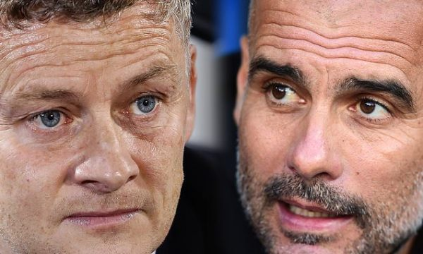 Manchester Utd vs Man City - LIVE Carabao Cup semi-final action