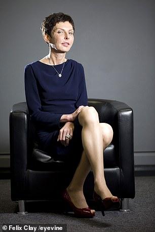 Denise Coates the billionaire boss of gambling firm Bet365
