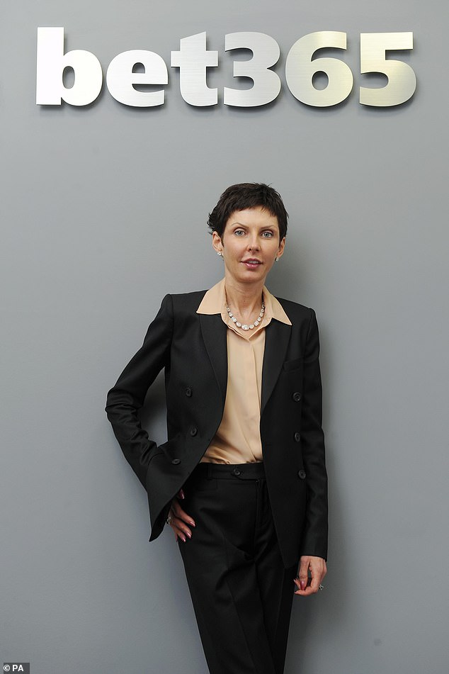 Denise Coates, who ¿ as founder and majority shareholder of Bet365 ¿ has become the best-paid woman in Britain, and quite possibly the world
