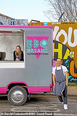 The appearance of BBQ Dreamz on BBC Two's My Million Pound Menu last year, has given Filipino food a lift-off, says Restaurant Magazine editor Stefan Chomka