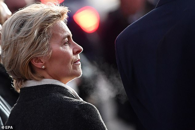 The PM will also tell Mrs von der Leyen he wants a Canada-style free trade agreement without the close political alignment once planned by Theresa May