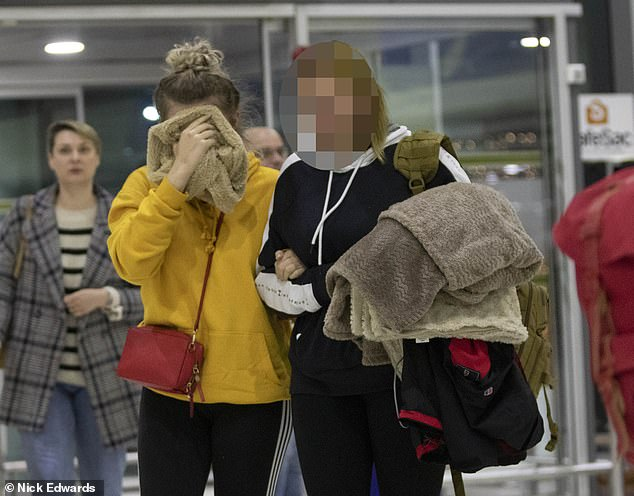 I cannot help wondering how much shows like Love Islandhave a part to play in the story of the British teenager (left) who said she was attacked by 12 Israeli youths in Cyprus last year