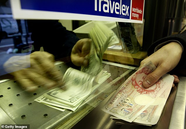 Travelex has been forced to count money in-branch after its website was hit by ransomware