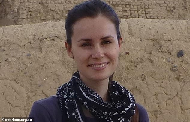 Dr Moore-Gilbert (pictured) recently lost an appeal against her 10 year sentence