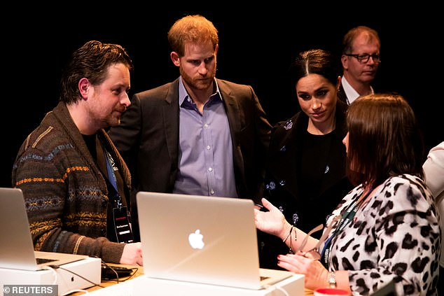 Potential: It's possible Harry and Meghan will start their own production company like the Obamas and start producing their own documentaries and podcasts