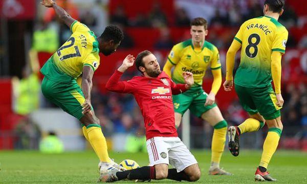 Manchester United vs Norwich - Premier League: Live score and updates