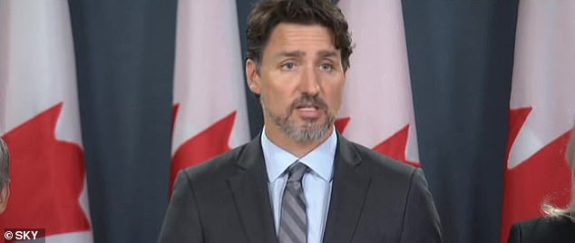 Canadian Prime Minister Justin Trudeau cast doubt on Iran 's claim that it accidentally shot down a Urkranian jetliner on Wednesday