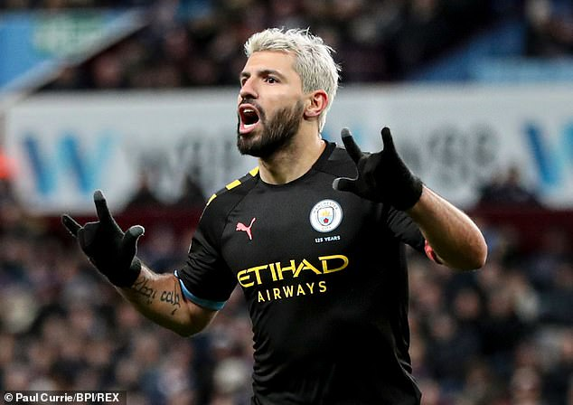 Manchester City rewarded club legend Sergio Aguero, allowing him to leave on his terms