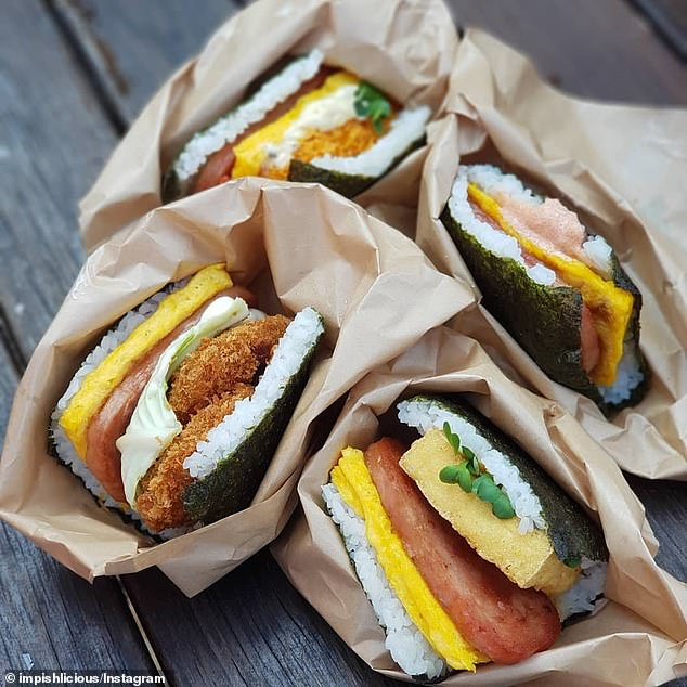 Spam and egg sushi is the latest 'soul food' taking over Japan