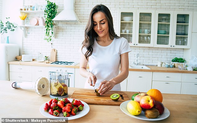 Protein is the most filling part of the diet, and the higher protein levels in these dinners are linked with more successful weight maintenance after a liquid low-calorie diet [File photo]