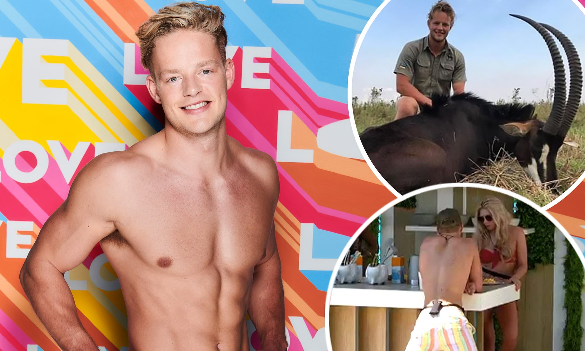 Love Island Fans Suggest Ollie Williams Shock Departure Is A