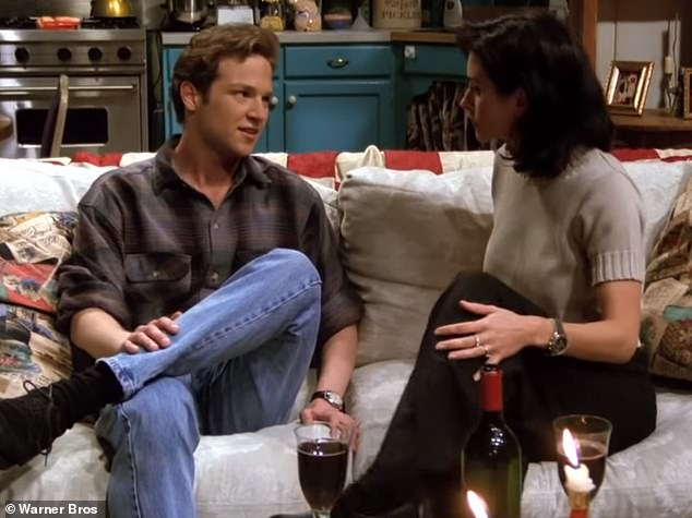 Kirsch appeared in an episode of Friends in 1995 as Ethan, one of Monica's quotes that she later discovers is a high school student who lies about her age.