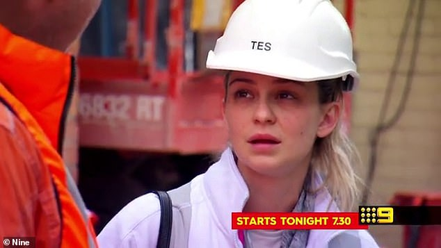 From a tradie to an Instagram model! The Block's Tess Struber is now an INFLUENCER after winning $730,000 with her husband, Luke, on the renovation show