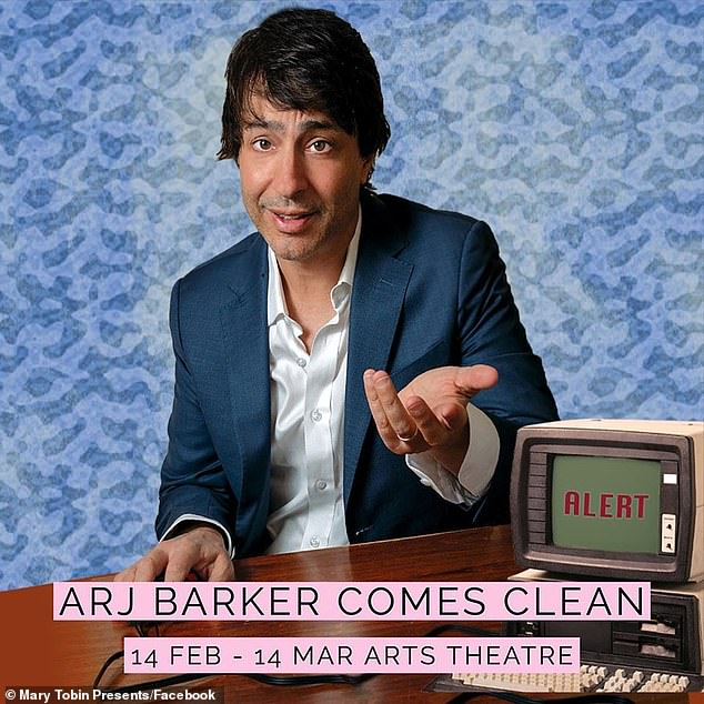 Coming soon! Tickets for Arj Barker Comes Clean are now on sale, with $2 from each sale going towards the Bushfire Appeal