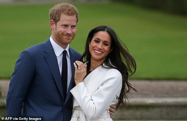 To a man like Harry, the unhappy Prince trapped in a royal straitjacket, this beautiful, sassy, independent woman must have seemed like the personification of the freedom he so desired, writes SARAH VINE