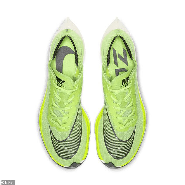 The initial designs were released in a neon green colourway as well as a vivid pink