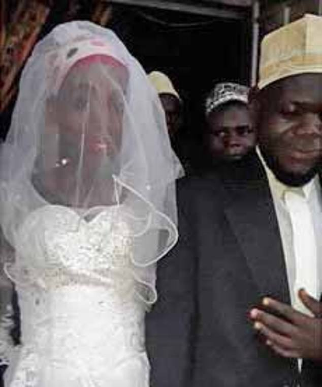 Sheikh Mohammed Mutumba, 27, says he had no idea his bride was a man when they married