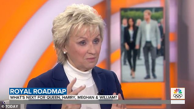 Opinion: Former Vanity Fair editor Tina Brown spoke out about Megxit on the Today show on Wednesday, revealing that Prince Harry feels as though he is being 'edited out' of the royals