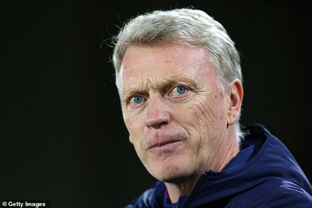David Moyes gave Barkley his debut with Everton in professional football and is excited about a meeting