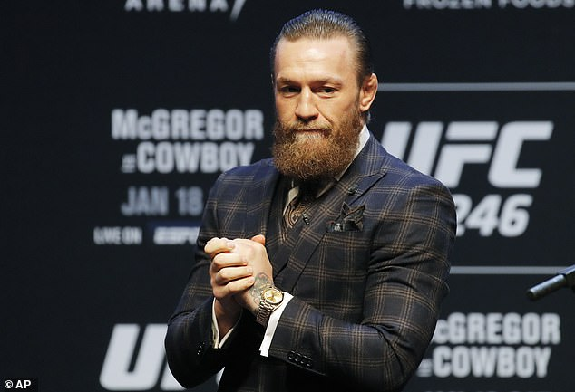 Conor McGregor has set his sights on a return to the boxing ring following his UFC 246 showdown against Donald Cerrone, with talks to face Manny Pacquiao 'ongoing'