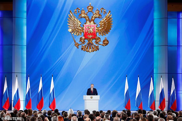 President Vladimir Putin announced a raft of changes to the country's constitution as part of his state of the nation address delivered on Wednesday