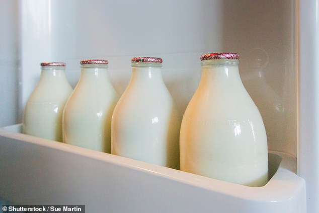 Drinking skimmed milk instead of semi-skimmed milk may add more than four years to your biological age, a study suggests