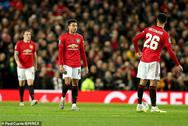 Jesse Lingard recently experienced a torrid period, losing his place for both the club and the country