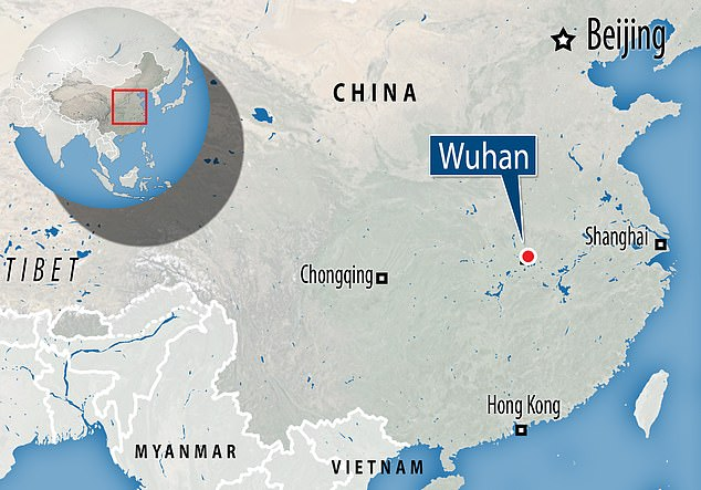 A second person has died from the mystery virus in Wuhan city, China