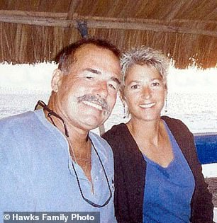 Tom an Jackie Hawks were murdered on their yacht