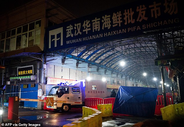 Forty-one cases have been contained in the Chinese city of Wuhan since December. Aseafood market in Wuhan's suburbs has been closed and investigated as a potential source