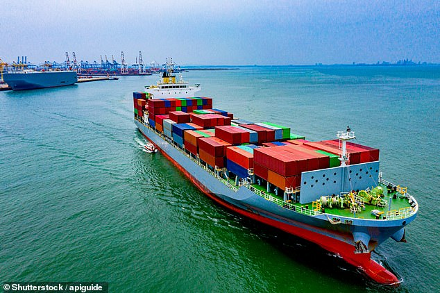 The team noted that catching the fish is a 'relatively fuel-efficient fishery', but then it is shipped in massive containers (stock) which burn poor-quality bunker fuel that produces high levels of sulfur particles