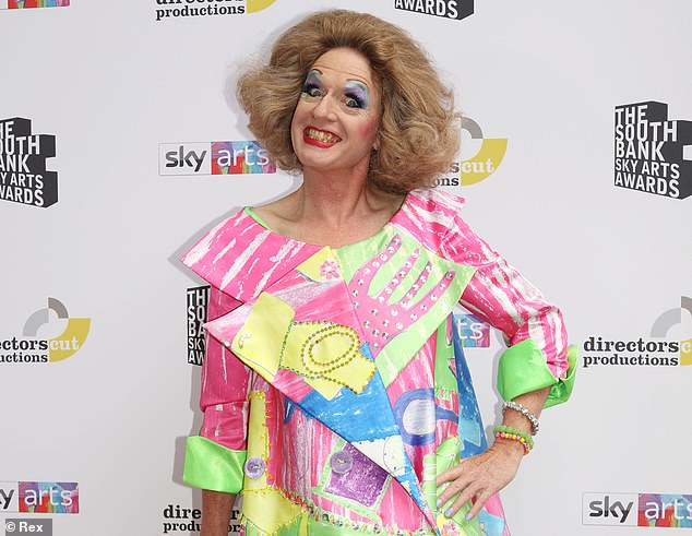 This will get the crockery flying: Turner Prize-winner Grayson Perry says his fellow artists take themselves too seriously