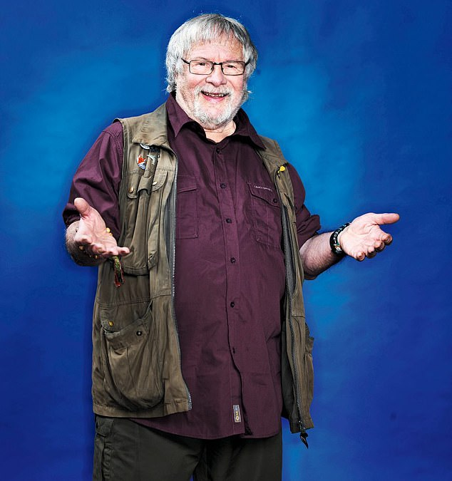 Bill Oddie will return to screens on Monday as he presents a new show on Channel 5