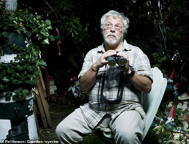He has presented several television shows on wildlife and nature, including the BBC programme, Springwatch. He is a keen birdwatcher and also hosted, 'The Great Kenyan Bird Safari' and Favourite Walks
