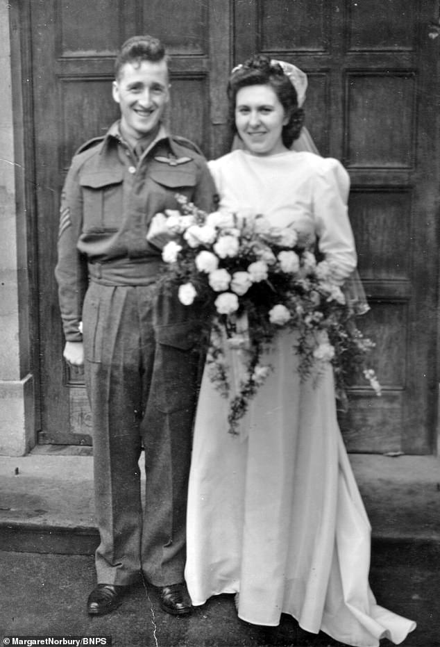 Just 10 days after escaping Arnhem, he married wife Kath, a crafts teacher, but the newlyweds were soon separated again as he returned to the heat of battle. Operation Varsity was launched on March 24, 1945, in conjunction with the Field Marshal Bernard Montgomery orchestrated Operation Plunder
