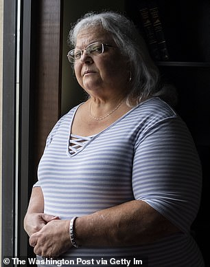 Susan Bro, mother of the slain Heather Heyer