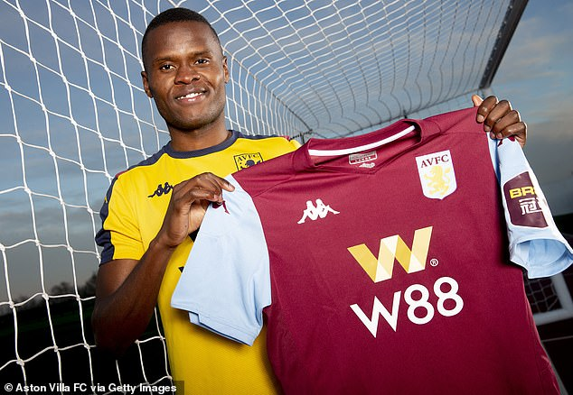 Samatta joins on a four-and-a-half year, with the deal subject to a work permit being granted